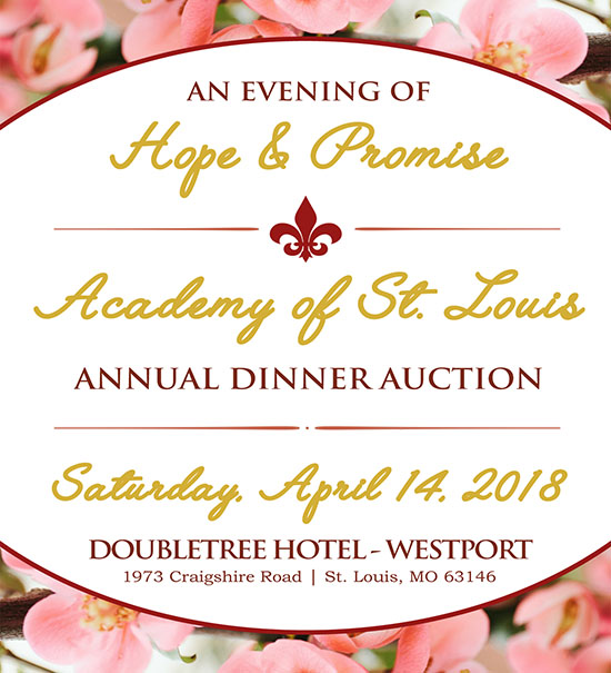 Academy of St Louis Annual Dinner Auction