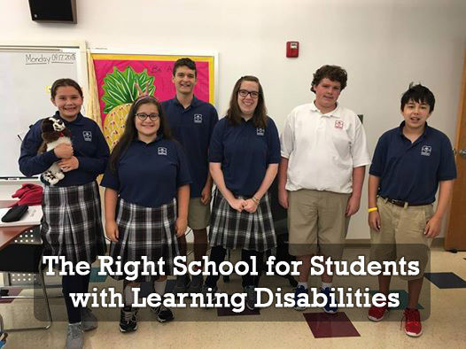 Right School for Students with Learning Disabilities