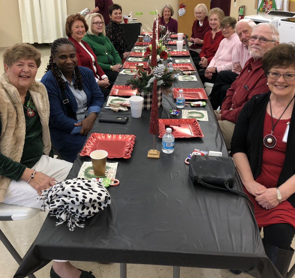 Volunteer Christmas Party